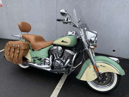 2016 Indian Chief VINTAGE for Sale  - 16VINTAGE-836  - Triumph of Westchester