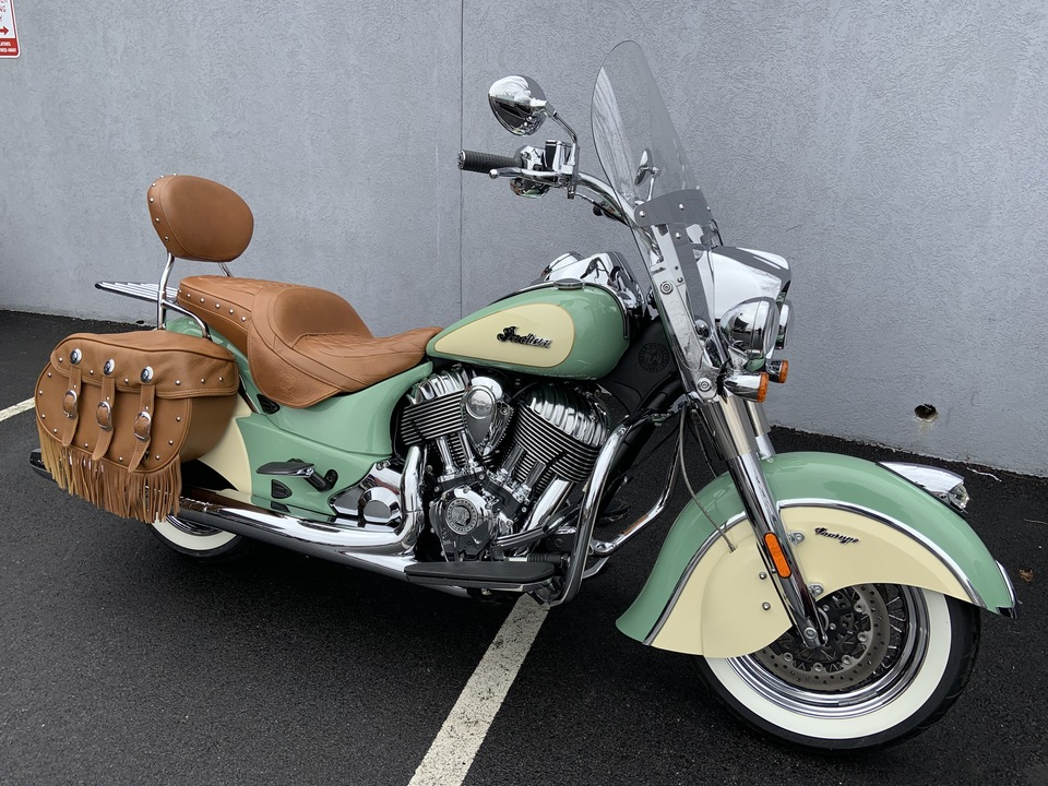 2016 Indian Chief VINTAGE  - 16VINTAGE-836  - Triumph of Westchester