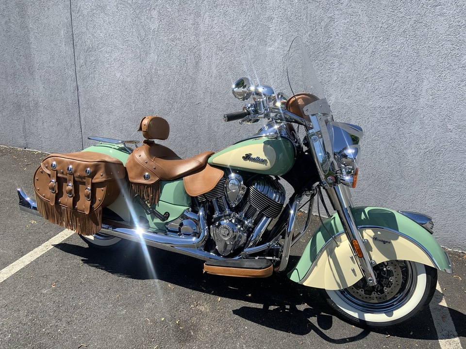2015 Indian Chief  - Triumph of Westchester