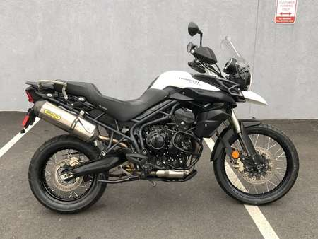 2012 Triumph Tiger 800 XC for Sale  - 12TIGER800XC-202  - Indian Motorcycle