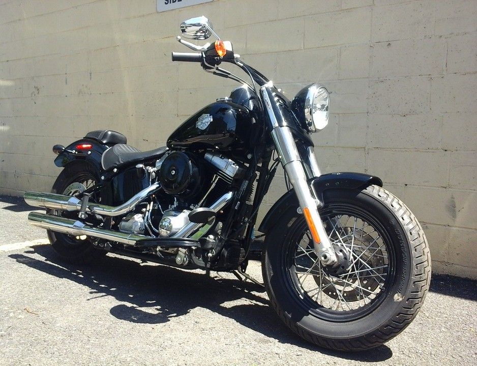 2012 Harley-Davidson Softail  - Triumph of Westchester