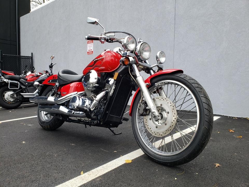 2007 Honda Shadow  - Triumph of Westchester