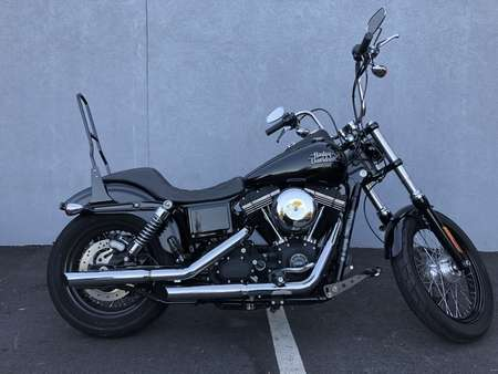 2015 Harley-Davidson Street Bob FXDB for Sale  - 15STREETBOB-476  - Indian Motorcycle