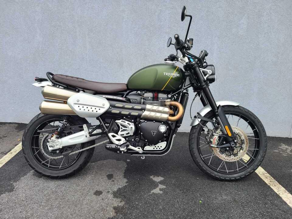 2020 Triumph Scrambler 1200 XC  - 2020Scrambler-001  - Indian Motorcycle