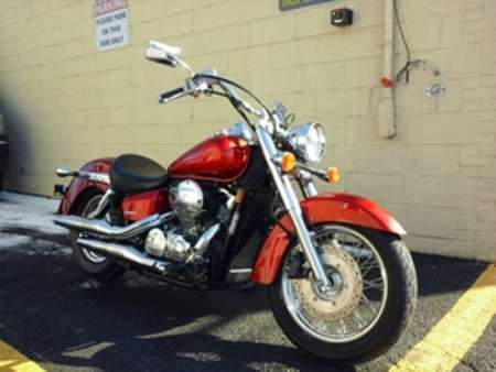 2011 Honda Shadow VT750CLB for Sale  - 11VT750-248  - Triumph of Westchester