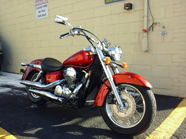 2011 Honda Shadow  - Triumph of Westchester