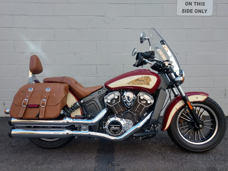 2020 Indian Scout  - 20SCOUT-097  - Triumph of Westchester