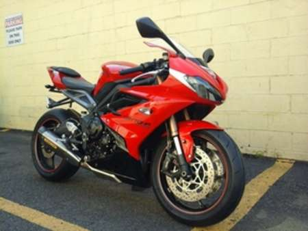 2014 Triumph Daytona 675 ABS for Sale  - 14DAYTONA-971  - Triumph of Westchester