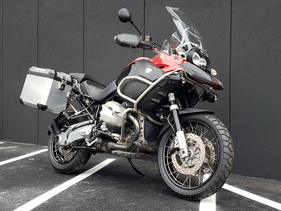 2012 BMW R1200GS  - Triumph of Westchester