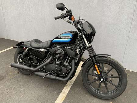 2019 Harley-Davidson Sportster XL1200 IRON 1200 for Sale  - 19XL1200IRON-014  - Indian Motorcycle