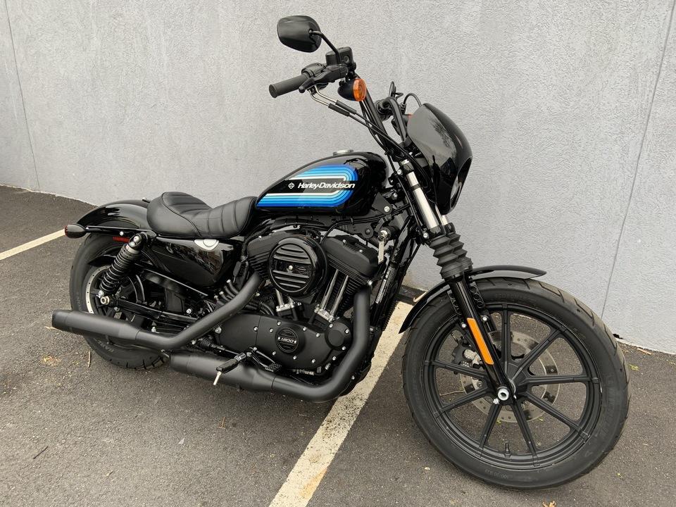 2019 Harley-Davidson Sportster XL1200 IRON 1200  - 19XL1200IRON-014  - Triumph of Westchester