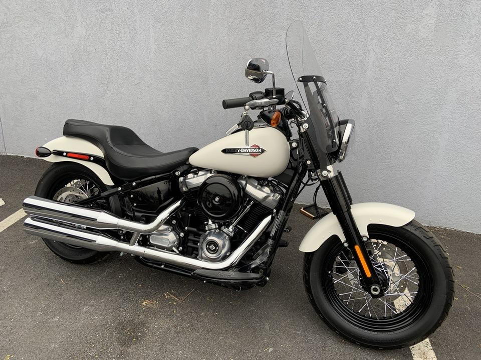 2018 Harley-Davidson Softail FLSL SLIM  - 18FLSL-018  - Triumph of Westchester