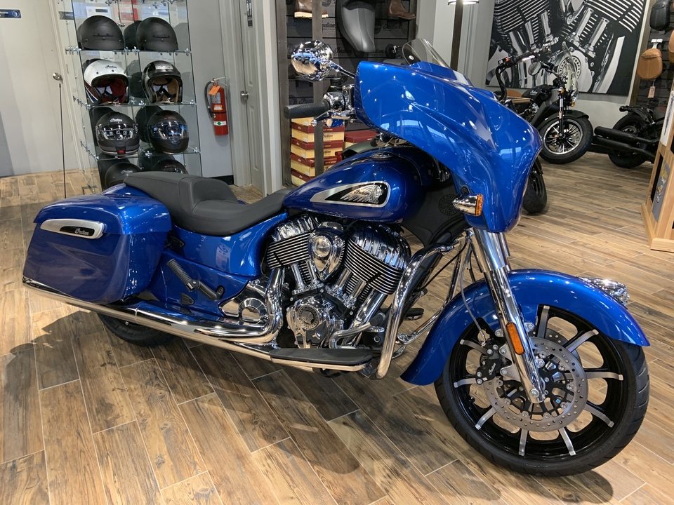 2019 Indian Chieftain LIMITED Icon  - 19CHFTNLIMTED  - Indian Motorcycle