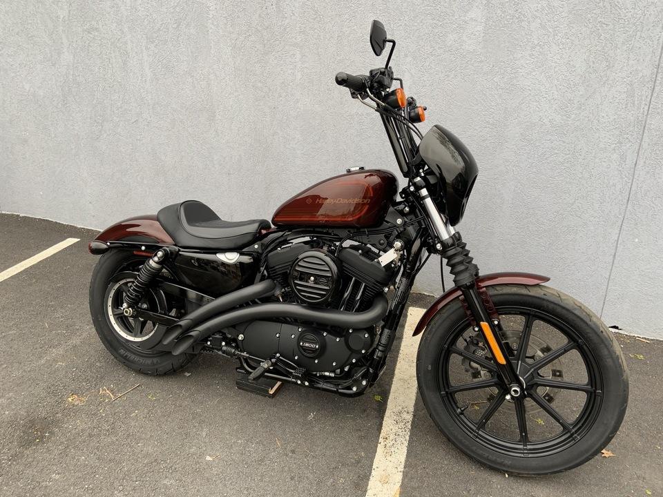 2019 Harley-Davidson Sportster XL1200 IRON 1200  - 19XL1200IRON-506  - Indian Motorcycle