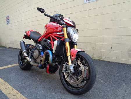 2016 Ducati Monster 1200S for Sale  - 16DUC/MNSTR-181  - Triumph of Westchester