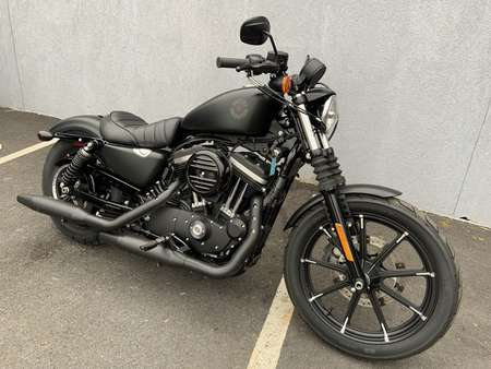 2019 Harley-Davidson Sportster XL883N IRON 883 for Sale  - 19IRON883-734  - Triumph of Westchester