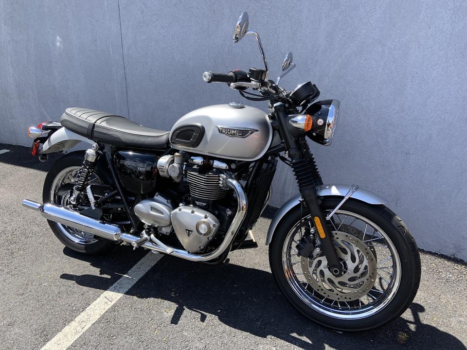 2018 Triumph Bonneville T120  - 18T120-900  - Indian Motorcycle