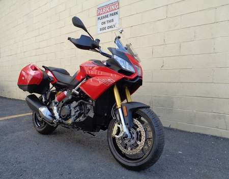 2015 Aprilia Caponard 1200 ABS Travel Pack for Sale  - 15APR/CAP-259  - Triumph of Westchester