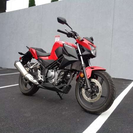 2015 Honda CB 300F for Sale  - 15HON/CB300F-205  - Triumph of Westchester