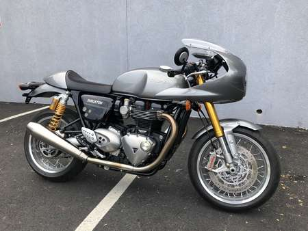 2016 Triumph Thruxton 1200 R for Sale  - 16TRITHRUXTONR-908  - Triumph of Westchester