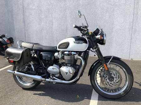 2016 Triumph Bonneville T120  for Sale  - 16TRIT120-868  - Triumph of Westchester