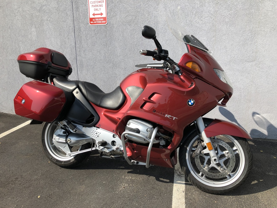 2004 BMW R 1150 RT  - Indian Motorcycle
