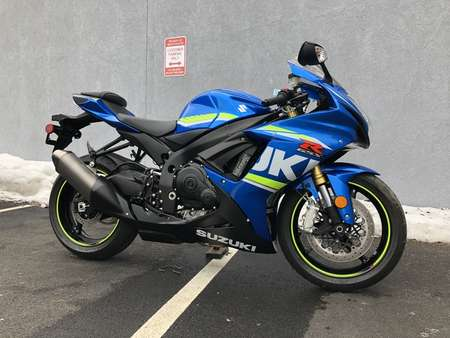 2017 Suzuki GSX-R 750 for Sale  - 17SUZGSXR750-660  - Triumph of Westchester