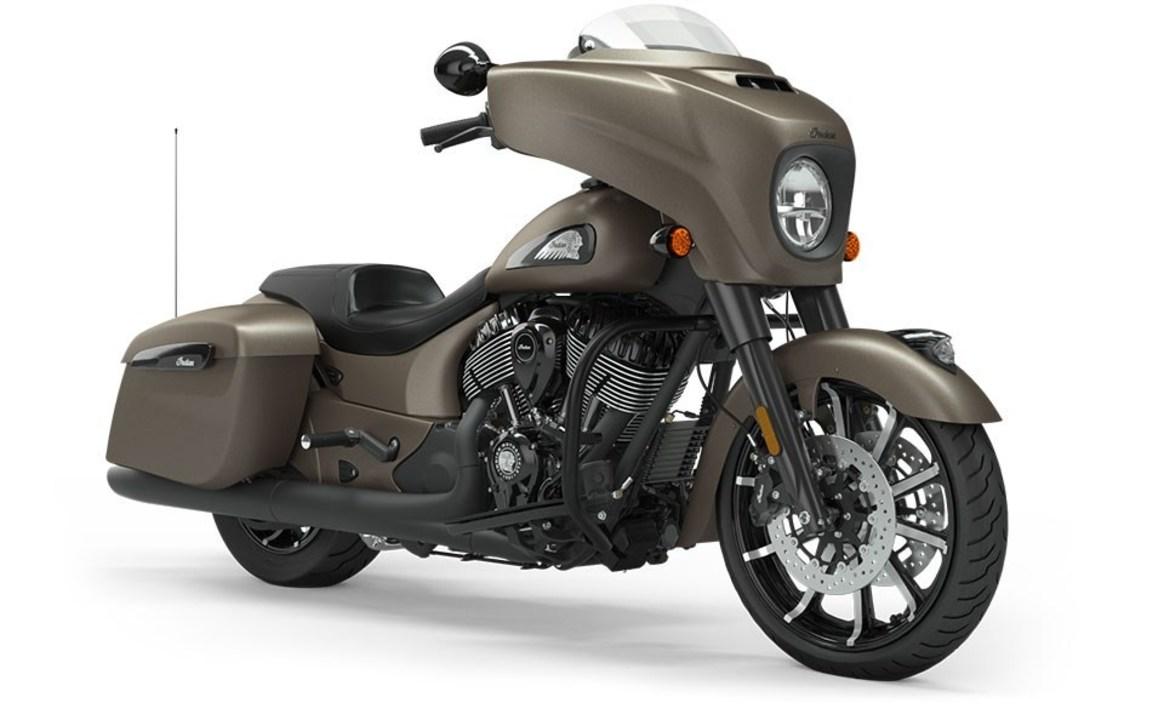 2019 Indian Chieftain DARK HORSE  - 19CHFTNDARKHORSE-090/703  - Indian Motorcycle