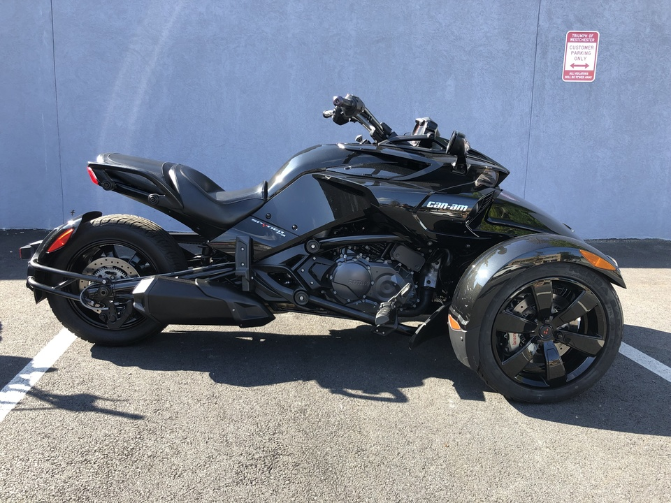 2017 Can Am Spyder  - Indian Motorcycle