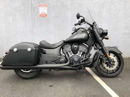 2018 Indian Springfield DARK HORSE for Sale  - 18SPRINGFIELD-717  - Indian Motorcycle