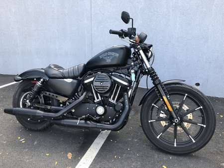 2018 Harley-Davidson Sportster Iron 883 for Sale  - 18HDIRON883-751  - Triumph of Westchester