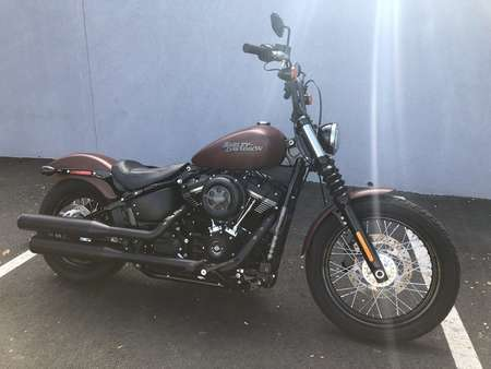 2018 Harley-Davidson Street Bob  for Sale  - 18HDSTREETBOB-381  - Indian Motorcycle