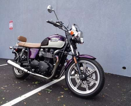 2013 Triumph Bonneville  for Sale  - 13TRI/BON-486  - Triumph of Westchester