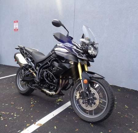 2014 Triumph Tiger 800 ABS for Sale  - 14TRI/TIG800ABS-211  - Triumph of Westchester