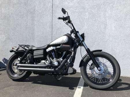 2009 Harley-Davidson Street Bob  for Sale  - 09HDDYNASTREETBOB-893  - Triumph of Westchester