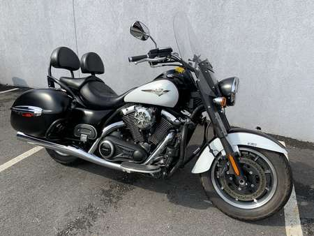 2014 Kawasaki Vulcan 1700 NOMAD ABS for Sale  - 14NOMAD1700ABS-227  - Indian Motorcycle