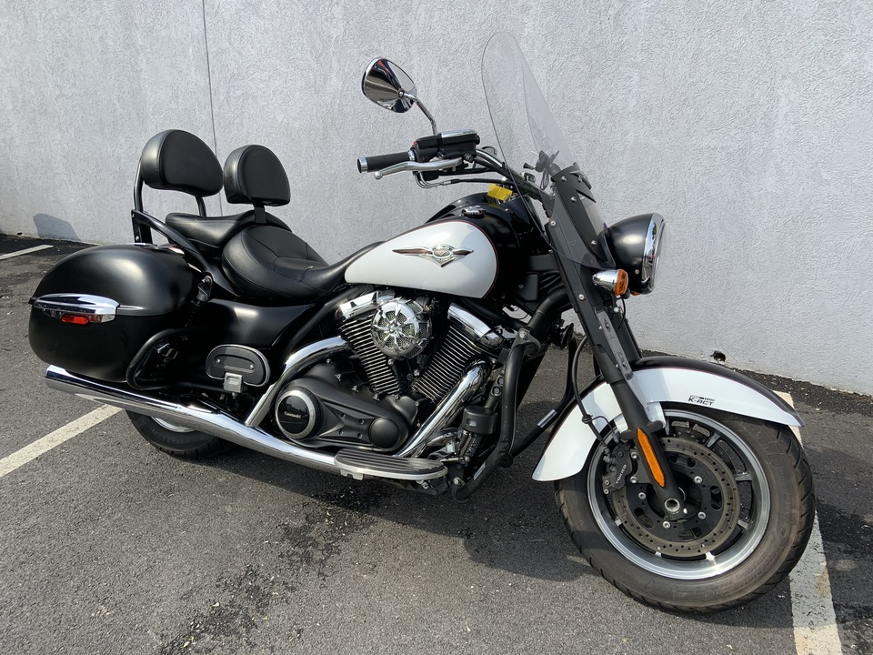 2014 Kawasaki Vulcan 1700 NOMAD ABS  - 14NOMAD1700ABS-227  - Triumph of Westchester