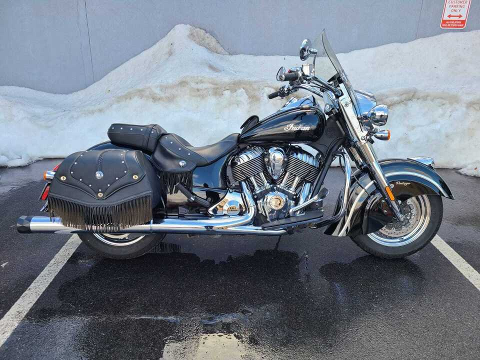 2016 Indian Chief VINTAGE  - 16Chief-939  - Indian Motorcycle