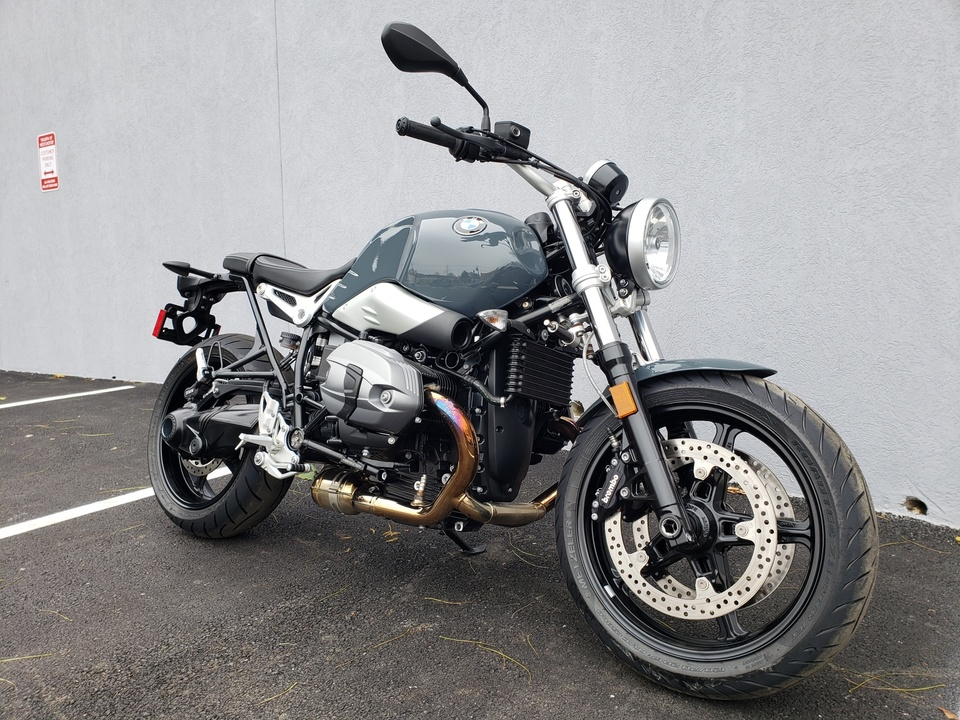 2018 BMW R nine T  - Triumph of Westchester