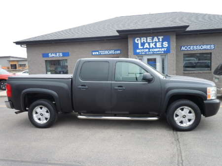 2007 Chevrolet Silverado 1500 LT w/1LT 4WD Crew Cab for Sale  - 1194A  - Great Lakes Motor Company