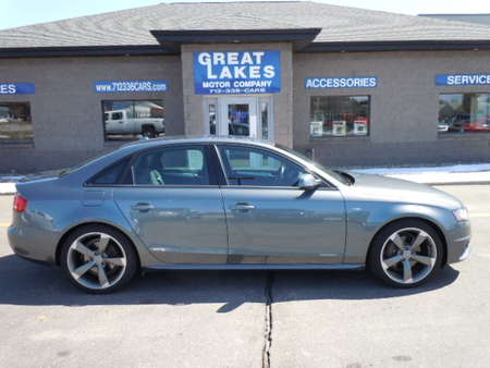 2012 Audi A-4 2.0T Prestige for Sale  - 1377  - Great Lakes Motor Company