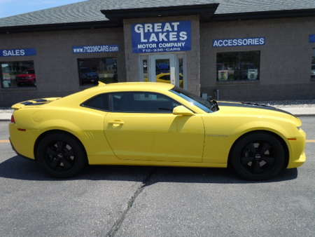 2014 Chevrolet Camaro SS for Sale  - 1389  - Great Lakes Motor Company