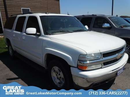 2005 Chevrolet Suburban LT 4WD for Sale  - 1374A  - Great Lakes Motor Company