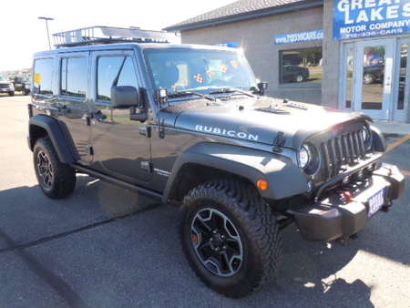 2014 Jeep Wrangler Rubicon 4WD for Sale  - 1395A  - Great Lakes Motor Company
