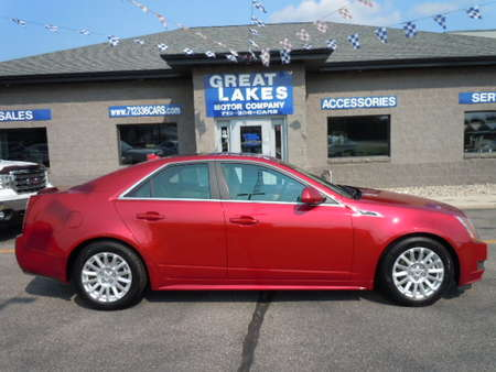2012 Cadillac CTS Luxury AWD for Sale  - 1418  - Great Lakes Motor Company