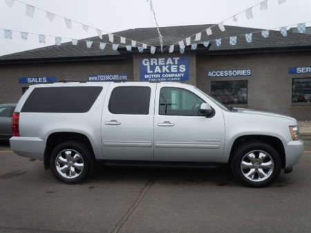 2012 Chevrolet Suburban LT 4WD for Sale  - 1449  - Great Lakes Motor Company
