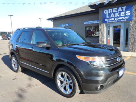 2015 Ford Explorer Limited 4WD for Sale  - 1452  - Great Lakes Motor Company