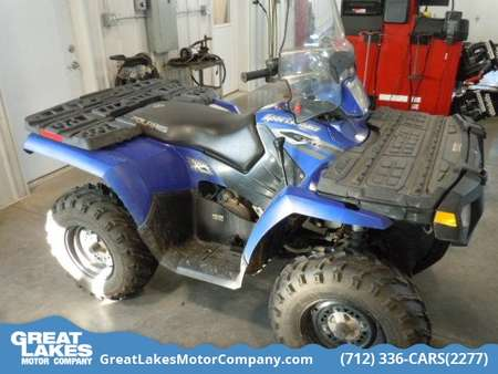 2006 Polaris Sportsman  for Sale  - 1382A  - Great Lakes Motor Company