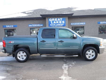 2012 Chevrolet Silverado 1500 LT 4WD Crew Cab for Sale  - 1446B  - Great Lakes Motor Company