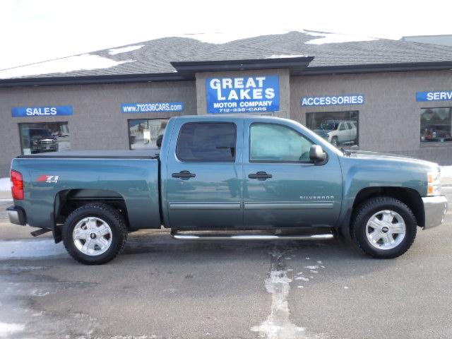 2012 Chevrolet Silverado 1500  - Great Lakes Motor Company